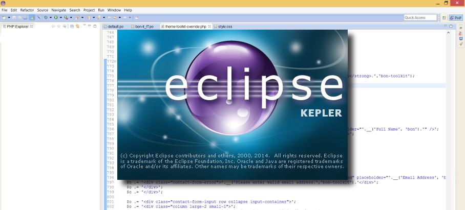 sviluppare-con-eclipse