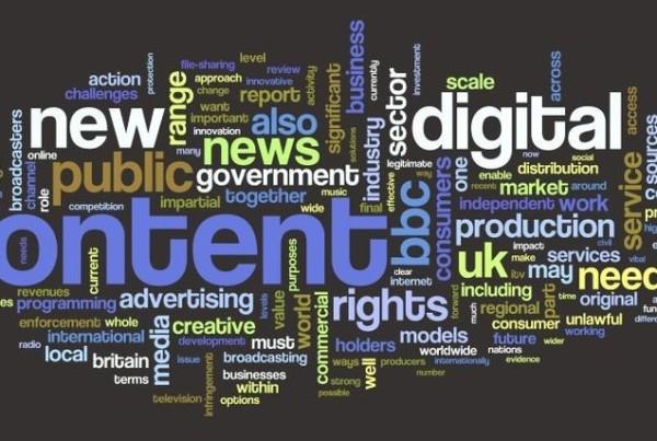pubblicità con i contenuti